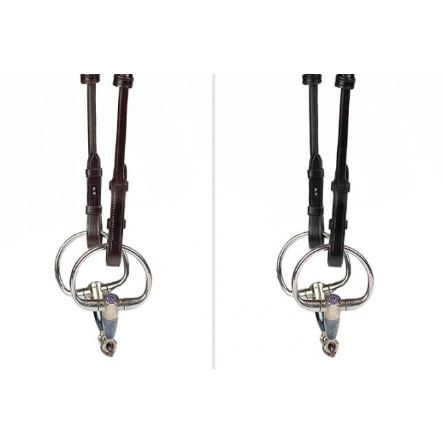 PS of Sweden Cheek pieces rolled with french hook and selectable cradle™