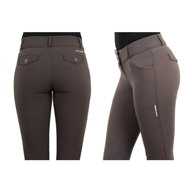 PS of Sweden Breeches, Noomi, Chocolate