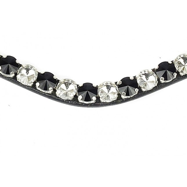 PS of Sweden Browband Bold Onyx
