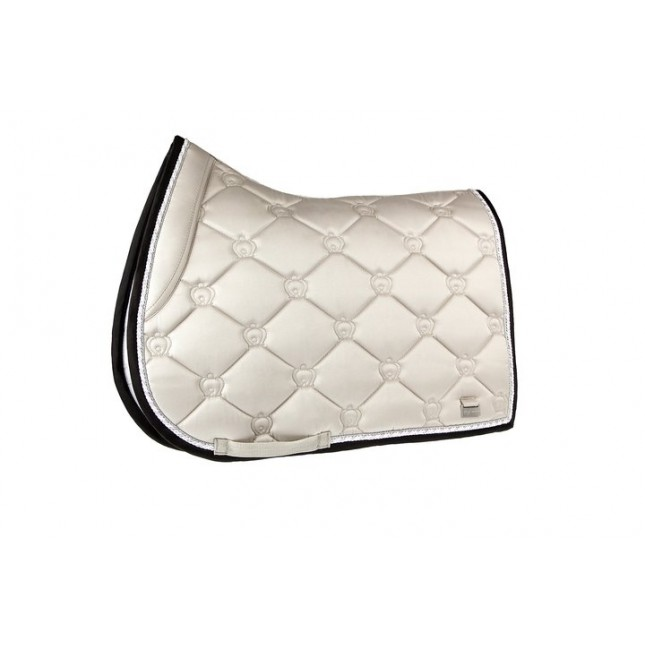 PS of Sweden Saddle Pad Monogram Prosecco Jump