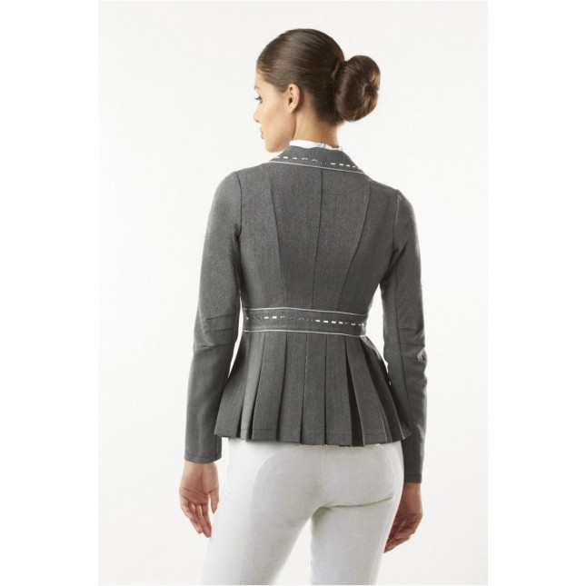 Silver Purity Show Jacket