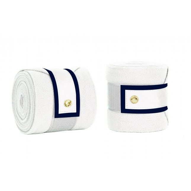 PS of Sweden Polos White/Navy
