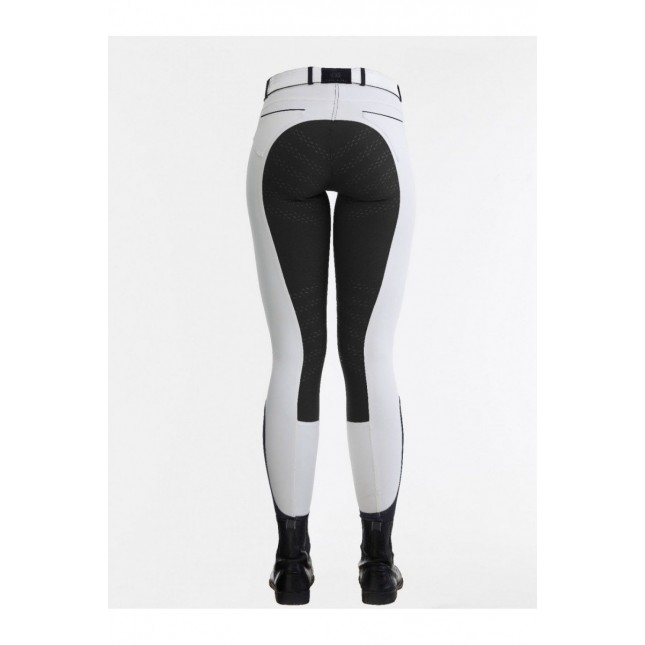 Ladies Breeches Royal Sport with Full Silicon Seat