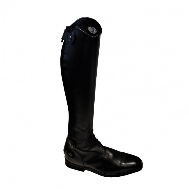 Miami Crystal Riding Boots