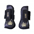 Hkm pompoos protection boots front