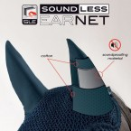 Soundless Fly Veil