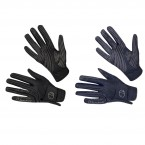 New V-Skin Riding Gloves