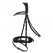 Passier Atlas Snaffle Bridle - Black