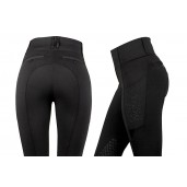 PS of Sweden Riding tights, Alicia, Black Onyx