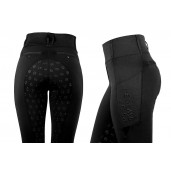 PS of Sweden Riding tights, Mathilde, Black Onyx