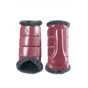 Equestrian Stockholm Brushing Boots Winter Rose