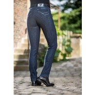Denim Jodhpurs Limoni Straight Leg