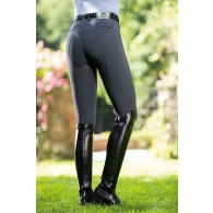 Ladies Breeches Limoni Liz with Full Silicone Seat