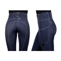 PS of Sweden Riding tights, Marthe, Denim