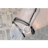 PS of Sweden Noseband Boss, black