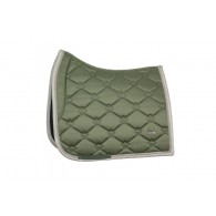 PS of Sweden Saddle Pad Monogram Lichen Green Dressage