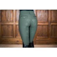 PS of Sweden Breeches, Olivia, Lichen Green