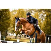 PS of Sweden Riding Vest, Christina, Deep Sapphire