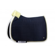 PS of Sweden Jump Saddle Pad, Navy, PRO, FULL