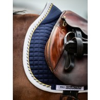 PS of Sweden Jump Saddle Pad, Navy, FULL