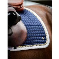 PS of Sweden Jump Saddle Pad, Navy, COB