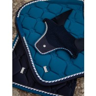 PS of Sweden Jump Saddle Pad, Marine, FULL
