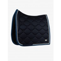 PS of Sweden Dressage Saddle Pad, Marine, COB