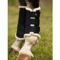 PS of Sweden Brushing Boots, Black