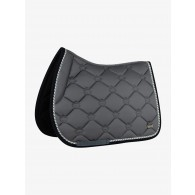 PS of Sweden Jump Saddle Pad, Anthracite, COB