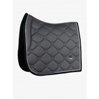 PS of Sweden Dressage Saddle Pad, Anthracite, COB