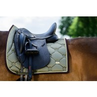 PS of Sweden Dressage Saddle Pad, Moss, FULL