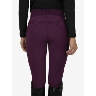 PS of Sweden Riding Tights, Mathilde, Plum