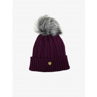 PS of Sweden Samantha Knitted Hat Wine