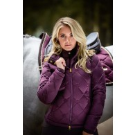 PS of Sweden Winter Riding Jacket Gina Wine