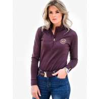 PS of Sweden Base Layer Bianca Wine
