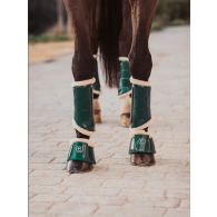 Equestrian Stockholm Bell Boots Amazonite