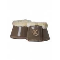 Equestrian Stockholm Bell Boots Champagne