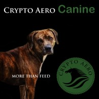 Crypto Aero Dry Dog Food Supplement, 2-lb bag