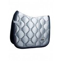 Dressage Saddle Pad Crystal Grey COB