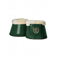 Equestrian Stockholm Bell Boots Forest Green
