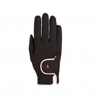 Lona Two-Tone Riding Gloves