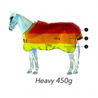Horseware® Vari-Layer Liner (450g Heavy)