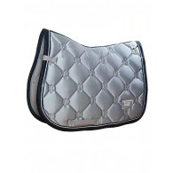 Jump Saddle pad Crystal Grey