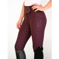 PS of Sweden Breeches Brooklyn Wine