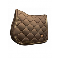 Equestrian Stockholm Jump Saddle Pad Champagne