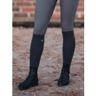 Equestrian Stockholm Riding Socks Silver Cloud