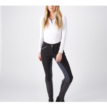 Royal Highness Ladies' Full Seat Piped Breeches