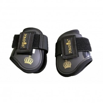 Hkm pompoos fetlock boots