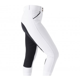 Royal Highness Contrast Pipe Full Seat Breeches