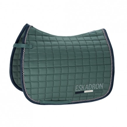 ESKADRON COTTON CRYSTAL SADDLE PAD SS19